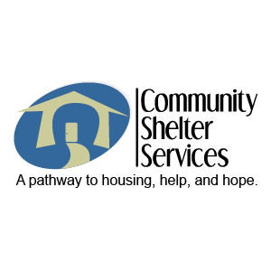 Community Shelter Services Logo - Erie, PA