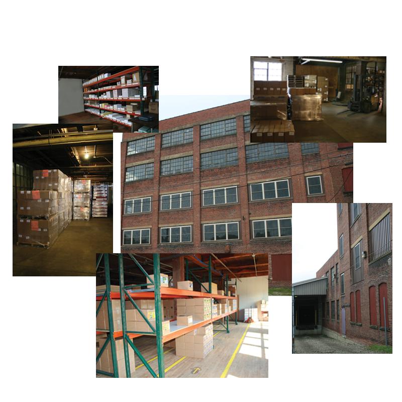 Maunfacturing - Warehousing & Storage Space Rental
